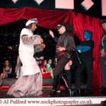 Big Bad Wolf and Zorro Dance-Off